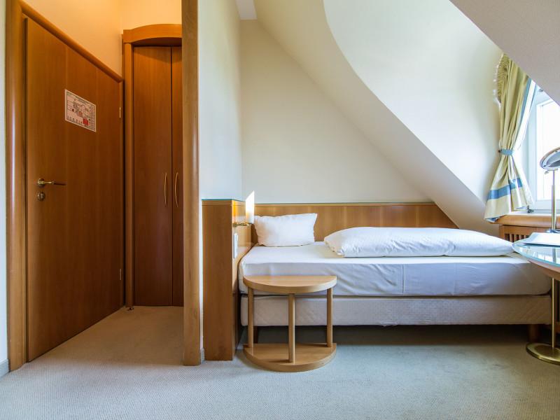 Economy Einzelzimmer (65 €)