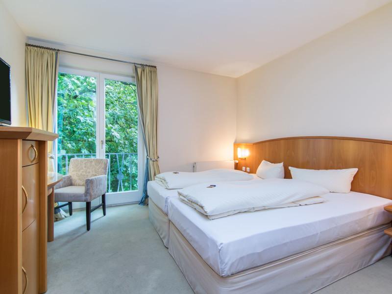 Standard Doppelzimmer (ab 85 €)